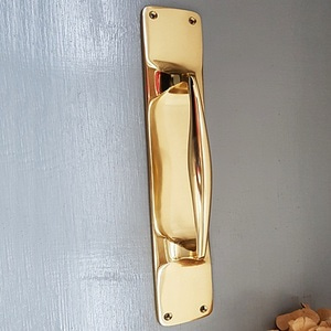 Brass plate 305 Handle