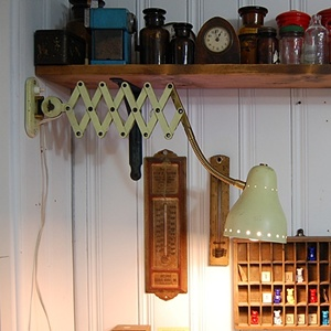 Vintage  Wall Lamp (ST)