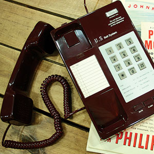 U.S bell system telephone